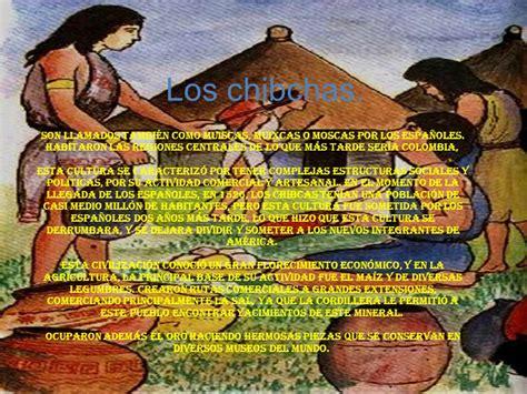 imagenes de la familia chibcha los chibchas ppt descargar