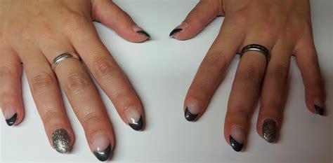 nagels manicure manicure foto s voorbeelden frenchmanicure