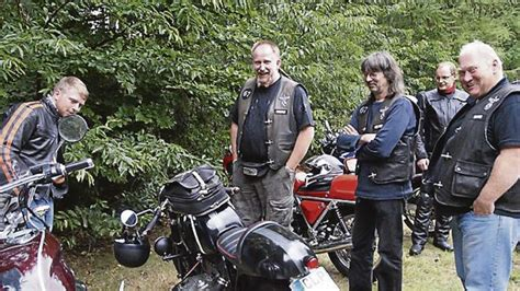 Motorrad Club Verden by 43 Bikertreffen Das Motorrad Clubs Heede Auf