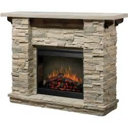 Dimplex Electric Fireplace Dimplex Featherston 61 Inch Electric Fireplace Ledge Rock Gds26 1152lr Shopperschoice