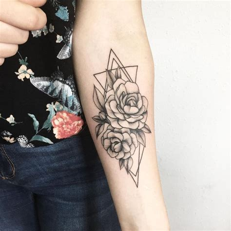 simple floral inner arm tattoo best tattoo design ideas image result for forearm tattoos for women tattoo