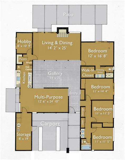 eichler floor plan dc hillier s mcm daily joseph eichler