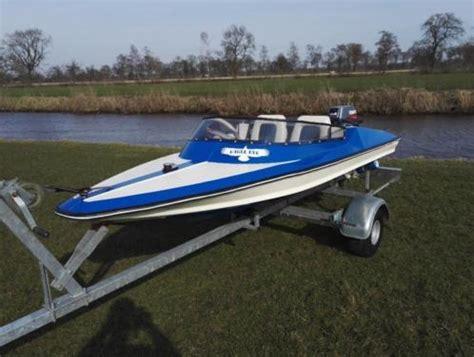 seafire speedboot kopen seafire spitfire freefire met 8 pk yamaha advertentie