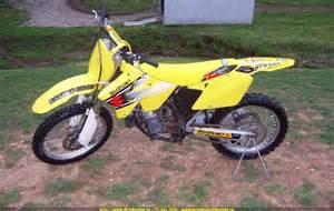2001 Suzuki Rm 125 Specs Dirtbike Rider Picture Website