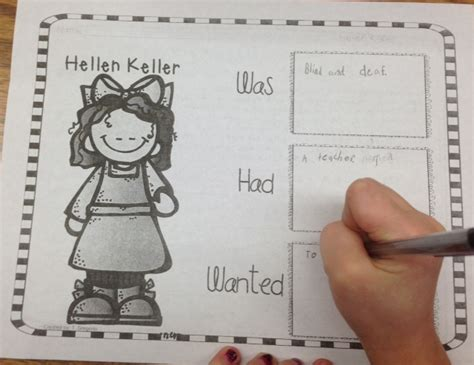 helen keller biography 3rd grade all worksheets 187 helen keller worksheets printable