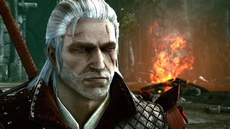 Witcher 2 Hairstyles by Beard Mod For Geralt At The Witcher 2 Nexus Mods And