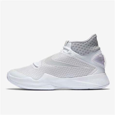Sepatu Basket Ori Termurah jual sepatu basket nike zoom hyperrev 2016 white original