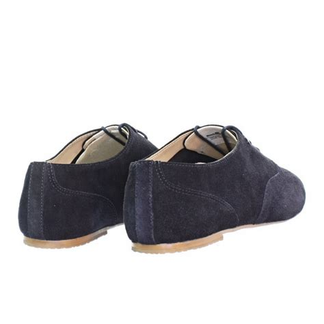 Fresh Flatshoes Pita Suede womens boxfresh getar navy suede lace up loafers brogues flat shoes size 3 8 ebay