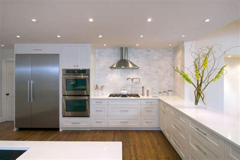 Sample Backsplashes For Kitchens bright ceasarstone fashion portland transitional kitchen