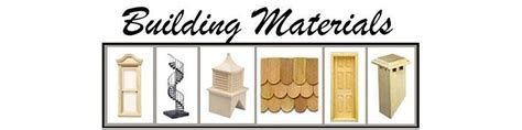 doll house materials dollhouse building materials supplies superior dollhouse miniatures superior