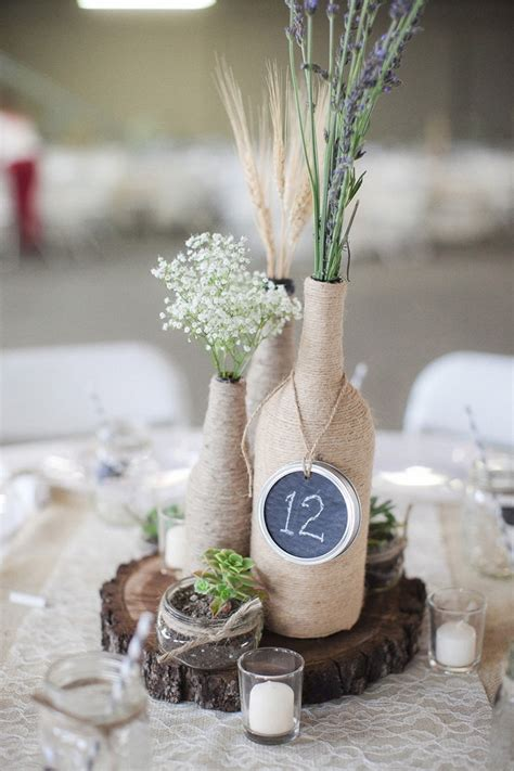 wedding centerpieces wine bottles 7 wine bottle centerpieces you can diy for your wedding day