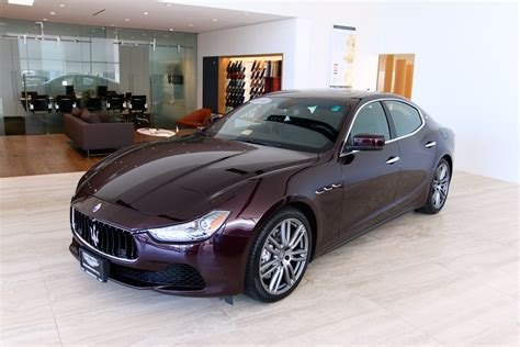 maserati for sale va 2014 maserati ghibli s q4 stock 7nl02094a for sale near