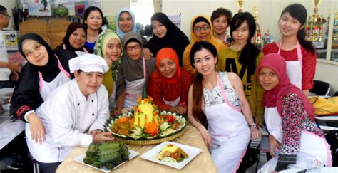 Kursus Wedding Organizer Di Jakarta by Cindelaras Catering Kursus Masak