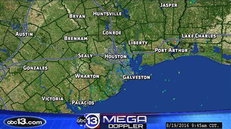 channel 13 houston weather radar channel 13 houston weather map