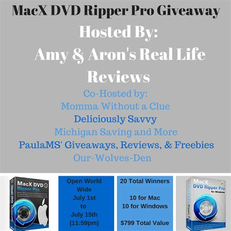 Macx Dvd Ripper Pro Giveaway - easter babe s theory macx dvd ripper pro giveaway