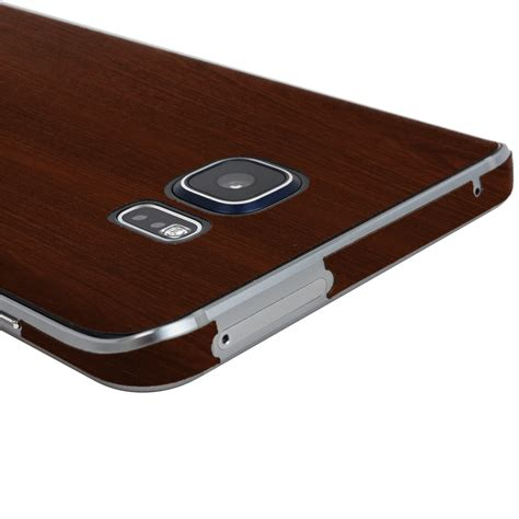 Free Samsung Galaxy Note 5 Giveaway - skinomi techskin samsung galaxy note 5 dark wood skin protector