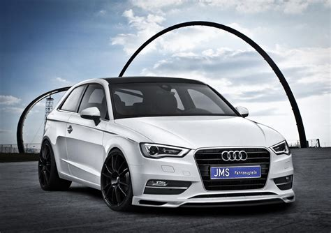 tuned audi a3 new audi a3 tuned by jms autoevolution