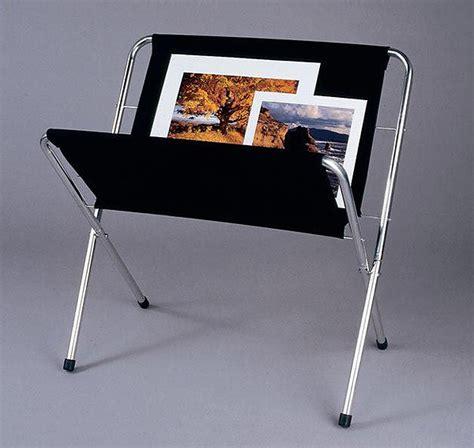 Canvas Print Racks by Testrite Large Aluminum Canvas Print Holder Poster