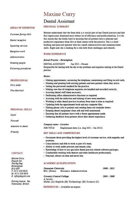 Resume Sample For Dental Assistant – Dental Assistant Resume Sample & Tips   Resume Genius