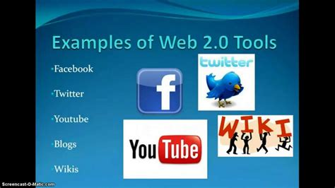 web 2 0 tools on emaze web 2 0 tools in education youtube