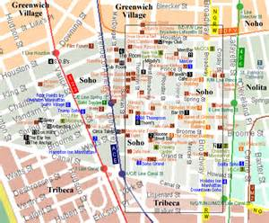 Soho New York Map by Soho District London Related Keywords Amp Suggestions Soho