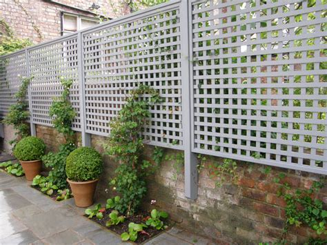 backyard trellis designs creative uses for garden trellises the garden glove