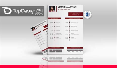 Bewerbung Email Docx bewerbung muster topdesign24