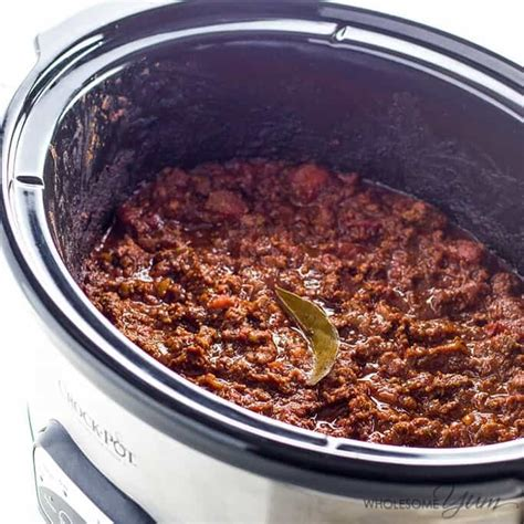 no prep cooker easy few ingredient meals without the browning sauteing or pre baking books keto low carb chili recipe crock pot or instant pot paleo
