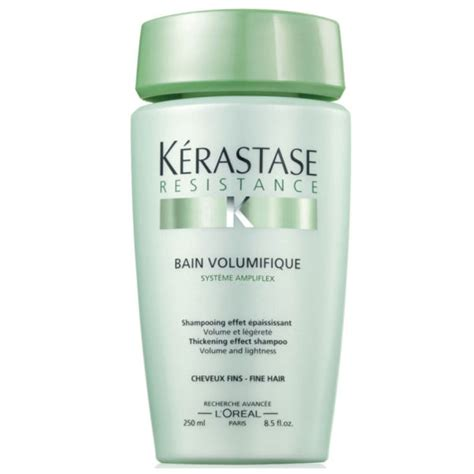 hair products for fine wiry hair k 233 rastase resistance volumifique bain 250ml free delivery