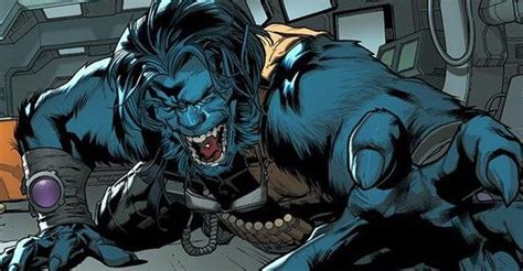 Harga Makeover X And The Beast comics beast gets a makeover in all new superherohype