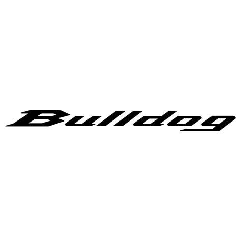 Yamaha Bulldog Aufkleber by Yamaha Bulldog Decal