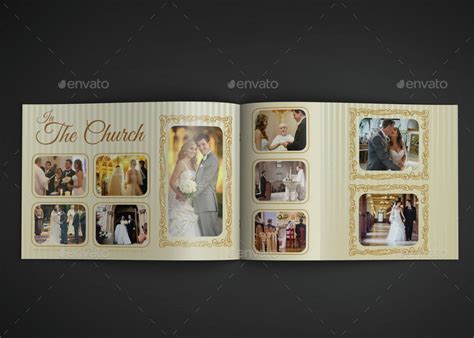 wedding album template wedding album template 16 pages by owpictures graphicriver