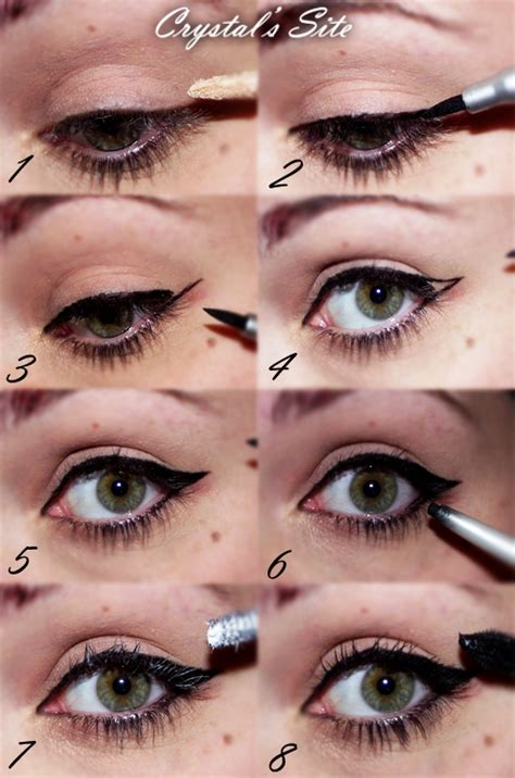 imagenes pin up maquillaje crystals site maquillaje try to pin up