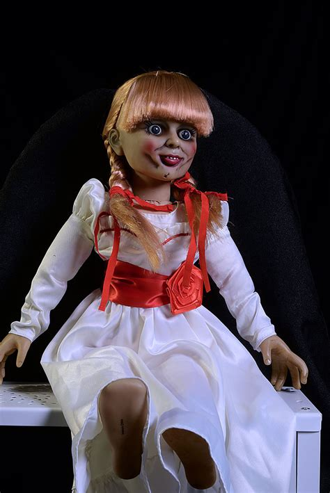 annabelle doll buy 18 quot annabelle prop replica doll brand new ebay