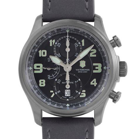 Swiss Army Crhono swiss army infantry vintage chrono mechanical 241526