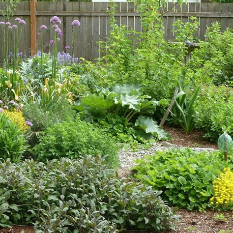 Permaculture Gardening by Permaculture Inspired Perennial Garden Beautiful Gardens