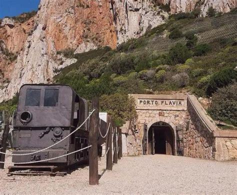 porto flavia miniera l ex miniera di porto flavia in mano al comune