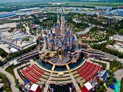 disney shanghai anticipation builds for opening of shanghai disney resort