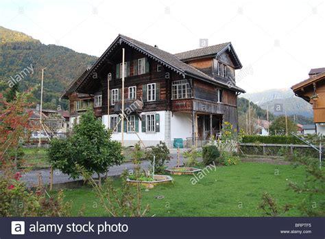 chalet house swiss chalet switzerland house renovation rebuilding