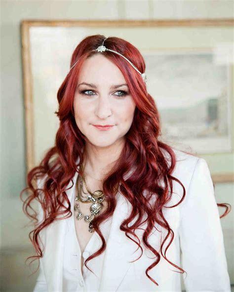 cool wedding hairstyles   modern bride martha