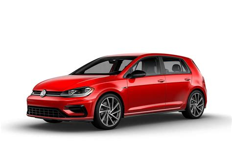 vw golf 2019 2019 u s volkswagen golf r buyers can choose from 40