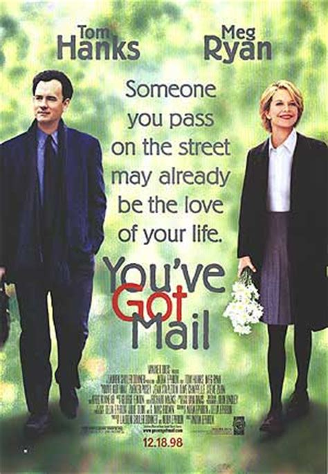 Youve Got Mail 1998 Film You Ve Got Mail Movie Posters At Movie Poster Warehouse Movieposter Com