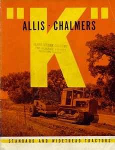 Plough Book Sales Allis Chalmers