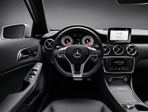 Mercedes A Class Interior by New Mercedes A Class Blood Sweat And Fashion Magazine