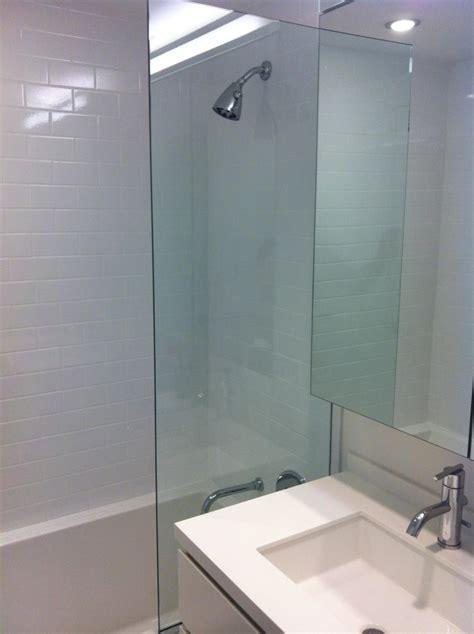 Splash Guards Abc Shower Door And Mirror Corporation Abc Shower Doors