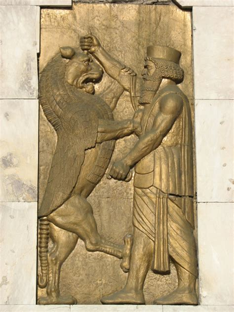 darius king fight of king darius the great a photo from