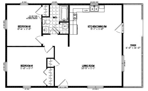 24 X 36 House Plan With Loft Joy Studio Design Gallery 26 X 36 House Plans