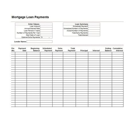 excel loan amortization norstone club