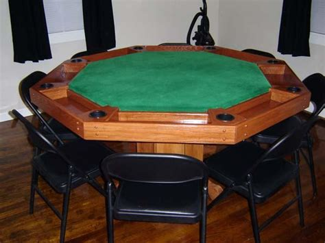 octagon poker table plans poker table woodworking plans lastest blue poker table