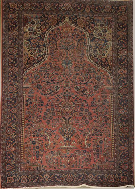 prayer rug prayer rug 0 jpg merrill s auction